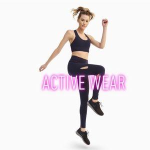 •Activewear•